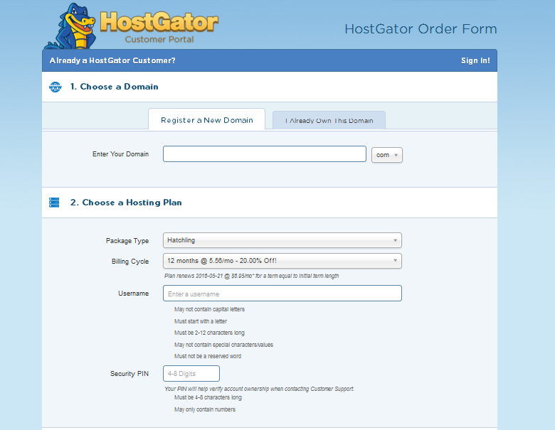 how-start-a-blog-with-domain-hostingplan