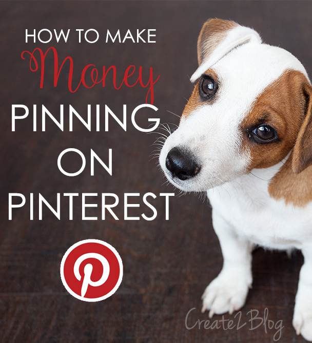 Make Money Pinning - Learn how to make money pinning on Pinterest.