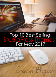 studiopress themes for may 2017