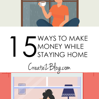 15 ways to make money while staying home